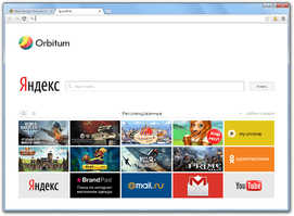 Orbitum для Windows 8.1
